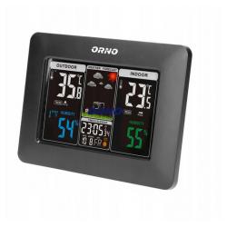 Stacja pogodowa bezprzewodowa LCD OR-SP-3101/B Orno