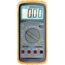 Miernik cyfrowy uniwersalny z pomiarem temperatury VOREL 81784