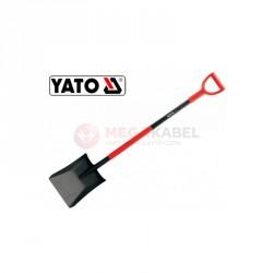 Łopata węglowa metalowy sztyl YT-86801 YATO