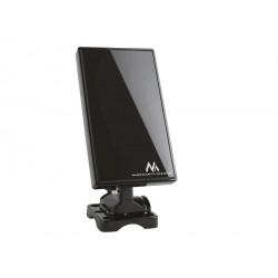Antena TV DVB-T wewnetrzna i zewnetrzna MCTV-970 balck Maclean