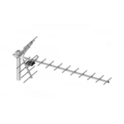 Antena kierunkowa DVB-T YAGA +wzmacniacz LB019W