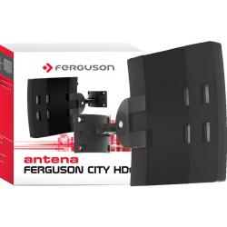 Antena DVB-T zewnetrzna aktywna FERGUSON CITY HD FERGUSON