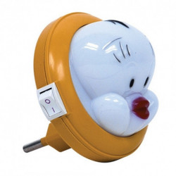 Lampka wtykowa HL985 Yello/Blue 1,5W 220V Horoz