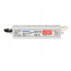 Zasilacz impulsowy LED AC/DC 12W OR-ZL-1602 Orno