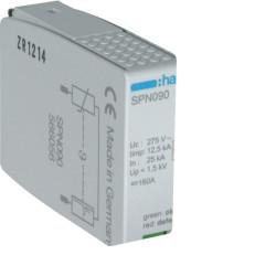 Wkład ogranicznika przepięć B+C 12,5kA SPN090 Hage