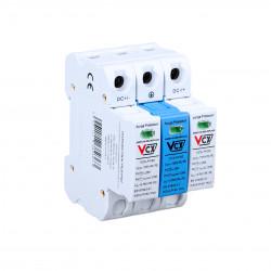 Ogranicznik przepięć fotowoltaika VCX-PV50-B+C 12,5kA DC VIPLAST