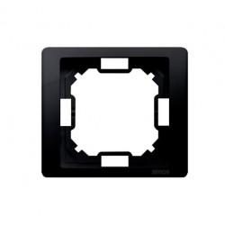 Basic Neos ramka 1-krotna BMRC1/28 grafit SIMON