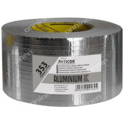 Taśma aluminiowa samoprzyl TA-301 48mm/50m Anticor