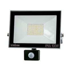 Naświetlacz LED KROMA 100W +PIR 4500K 03608 Struhm