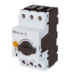 Wyłącznik silnikowy 3P 1,5kW 2,5-4A PKZM0-4 Eaton