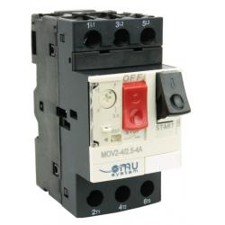 Wyłącznik silnikowy XBS GV2MV04/0.4-0.63A (termik) XBS