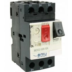 Wyłącznik silnikowy XBS GV2MV05/0.63-1A XBS