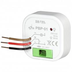 Przekaźnik impulsowy bistabilny PBP-01 AC Zamel