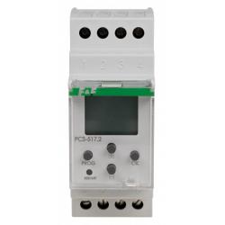 Przekaźnik czasowy PCS-517 1P 16A 24-264V F&F