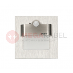 Tango LED PIR Motion Sensor 10V 1W szlif CW Skoff