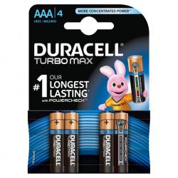 Baterie Duracell LR03 AAA MX2400 TURBO 4 sztuki DURACELL