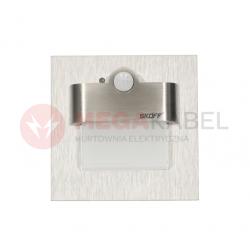 Tango LED PIR Motion Sensor szlif 1W 10V NW Skoff