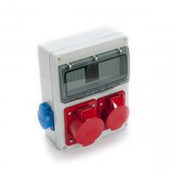 Zestaw R-BOX VR-24 8M 32/5 16/5 2x240V 962-18 Viplast