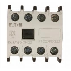 Styk pomocniczy czołowy 2Z/2R DILM150-XHI22 EATON
