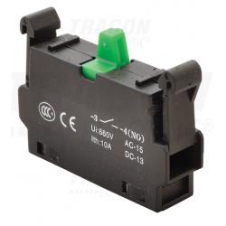 Element stykowy 1xNC+1xNC NYG2-E02 Tracon