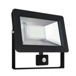 Naświetlacz LED 50W +PIR IP44 WW black Noctis-2 SPECTRUM
