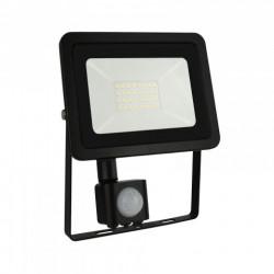 Naświetlacz Noctis LUX-2 LED 30W CW sensor black SPECTRUM