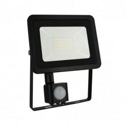 Naświetlacz Noctis LUX-2 LED 30W NW sensor black SPECTRUM