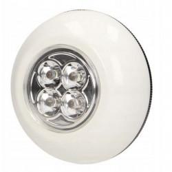 Lampka LED 4 samoprzylepna 3xAAA OR-LA-1412 Orno