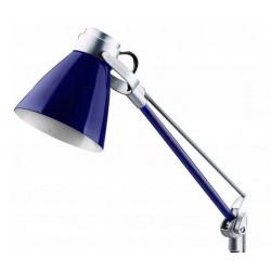 Lampka biurkowa SOPHIE E14 niebieski ZEXT