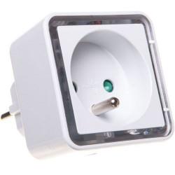 Lampka nocna wtyk LED z GN czujnik zmierzchu 230V OR-LA-1408 ORNO