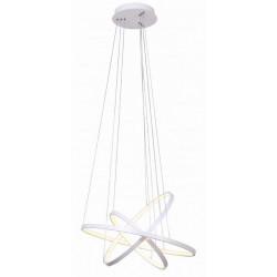 Lampa sufitowa LAYKA-3 LED 60W NW white Zext