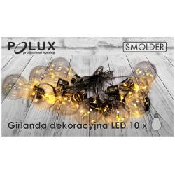 Girlanda SMOLDER 2xAA 10LED IP20 312105 Polux