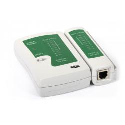 Tester kabli RJ45/RJ11 TV38 Electronic AK85A