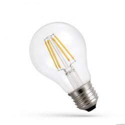 Żarówka LED GLS COG 6W clear NW E27 Spectrum