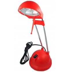 Lampka biurkowa SX065 czerwona 12V/20W na230V ZEXT