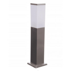 Lampa słupek ogrodowy ARON-900 inox E27 Vitalux