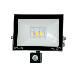 Naświetlacz LED KROMA 50W +PIR 6500K 03707 Struhm