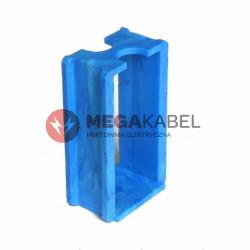 Łącznik do puszek regips KD71 kolor niebieski SIMET