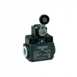 Wyłącznik krańcowy z regulowańa dźwignią i rolka 6A/250V VT118 TRACON