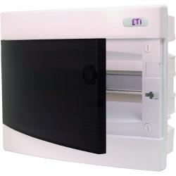 Rozdzielnica modułowa 1x12 podtynkowa IP40 ECM12PT DIDO ETI