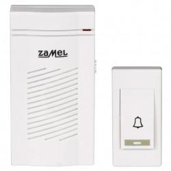 Dzwonek bezprzewodowy bateryjny CLASSIC ST-901 W Zamel