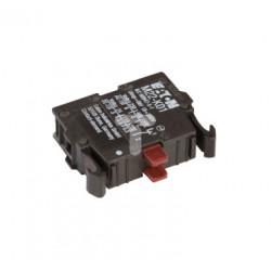 Styk pomocniczy czołowy czerwony 1R M22-K01 216378 Eaton