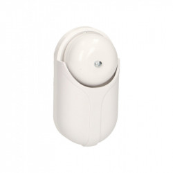 Dzwonek Standard Bis 230V 01/B/BI biały Viplast