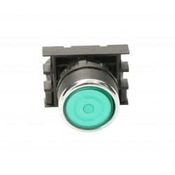 Przycisk stabilny kryty 1Z zielony T0-B100FY EMAS