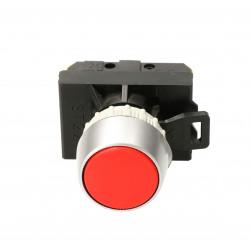 Przycisk sterowniczy czerwony 1R ST22-KC-01 Spamel
