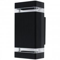 Lampa kinkiet ogrodowy ELEV-DG-K-B 2xGU10 czarna PREMIUMLUX