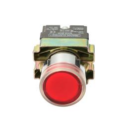 Przycisk podświetlany czerwony 3A/400V NYGBW33P Tracon