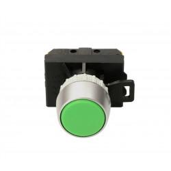 Przycisk sterowniczy zielony 1Z ST22-KZ-10 Spamel