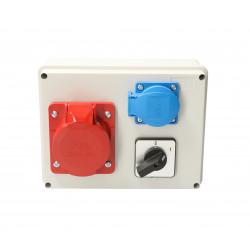 Rozdzielnia Vi-Box 0-1 16/5 1x250V 951-30 Viplast