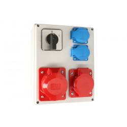 Zestaw R-BOX VZ-24 0-1 32/5 16/5 2x250V 952-32 VIPLAST